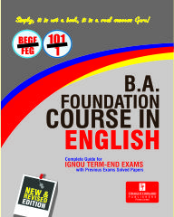 BEGF-101/ FEG-01 Help Book English Medium