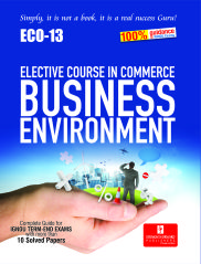 ECO-13 Help Book English Medium