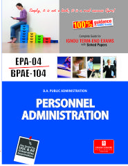 BPAE-104 Help Book English Medium