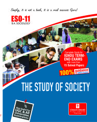 ESO-11 Help Book English Medium