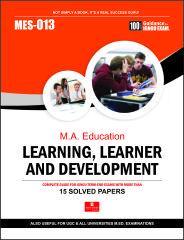 MES-13 Help Book English Medium