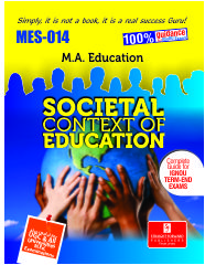 MES-14 Help Book English Medium