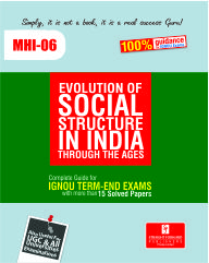 MHI-06 Help Book (Guide) English Medium