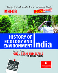 MHI-08 Help Book (Guide) English Medium
