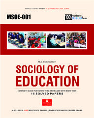 MSOE-01 Help Book (Guide) English Medium