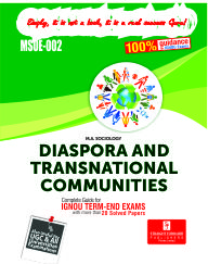 MSOE-02 Help Book (Guide) English Medium