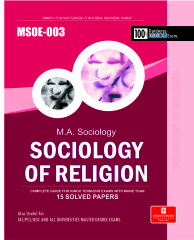 MSOE-03 Help Book (Guide) English Medium