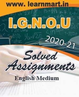 BZYCT-131 Solved Assignment English Medium 2020-21 (Soft Copy)